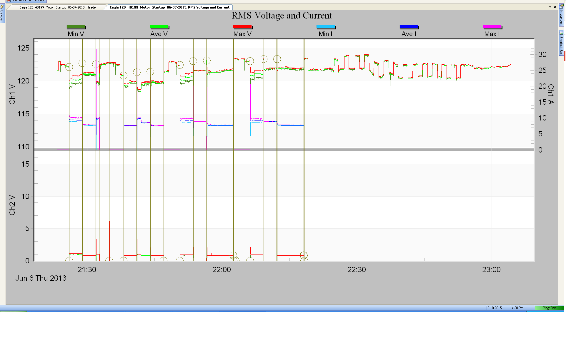 Analyzing Voltage Sags with RMS Capture_02